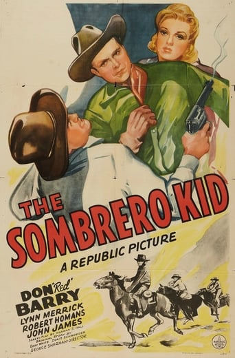 Poster of The Sombrero Kid
