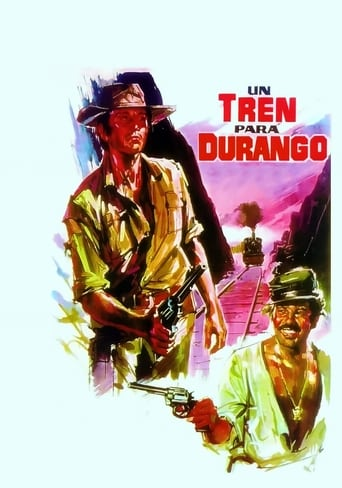 Poster of Train for Durango
