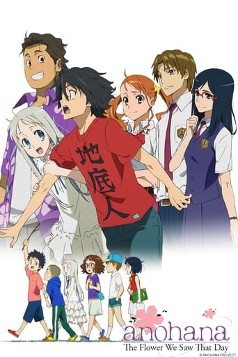 Anohana: The Flower We Saw That Day image