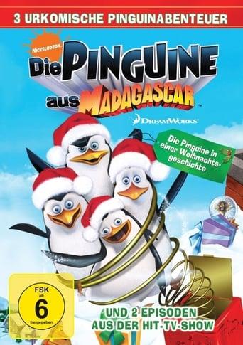 Die Madagascar Pinguine in vorweihnachtlicher Mission - Animation / 2005 / ab 6 Jahre