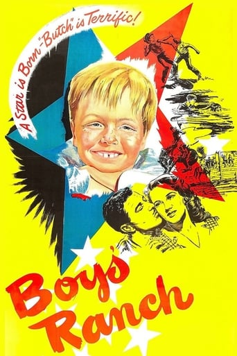 Boys Ranch Movie Poster