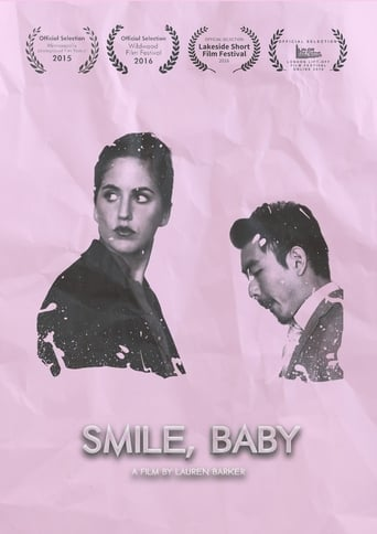 Poster of Smile, Baby