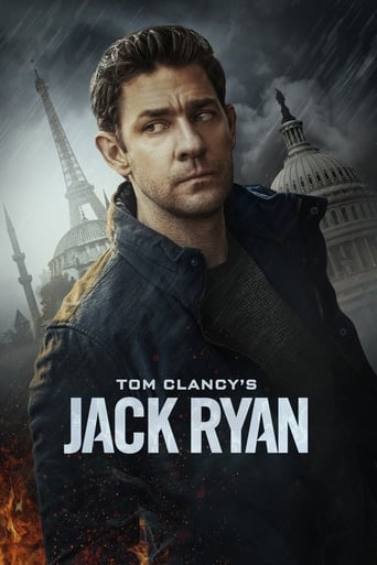 Poster of Tom Clancy's Jack Ryan