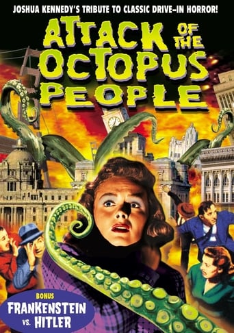 Attack Of The Octopus People movie poster