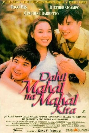 Poster of Dahil Mahal Na Mahal Kita
