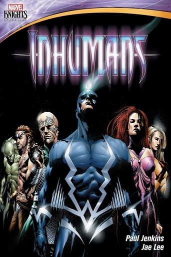 Poster of Inhumans