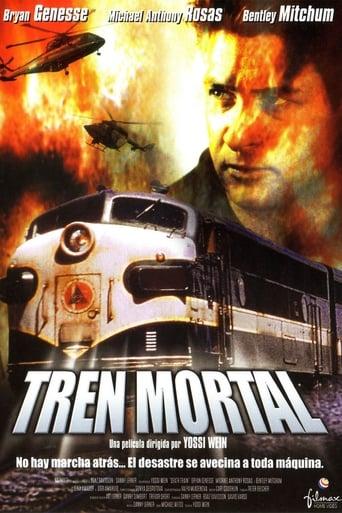 Poster of Tren mortal