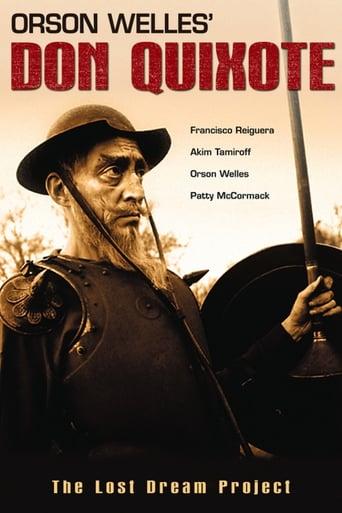 Don Quixote Movie Poster