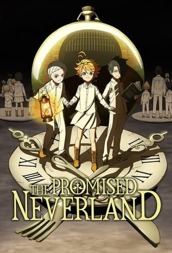 poster of The Promised Neverland