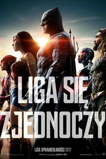 Poster of Liga Sprawiedliwości