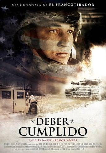 Poster of Deber cumplido