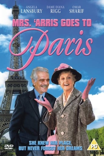 Poster of Mrs. 'Arris Goes to Paris