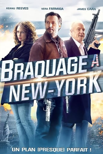 Braquage à New-York