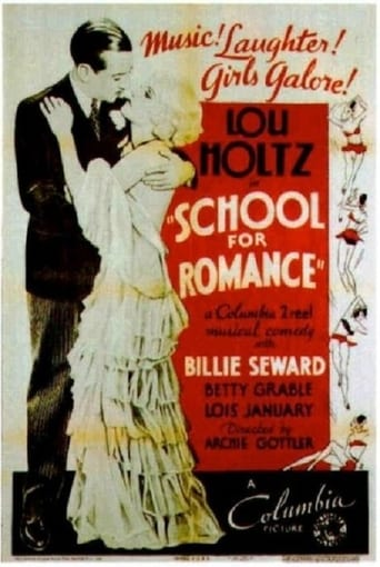 Poster of School for Romance