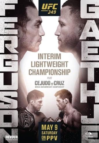 UFC 249: Ferguson vs. Gaethje