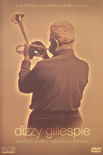 Poster of Dizzy Gillespie: Live at the Royal Festival Hall