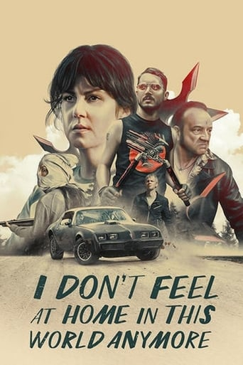 Poster of I Don't Feel at Home in This World Anymore