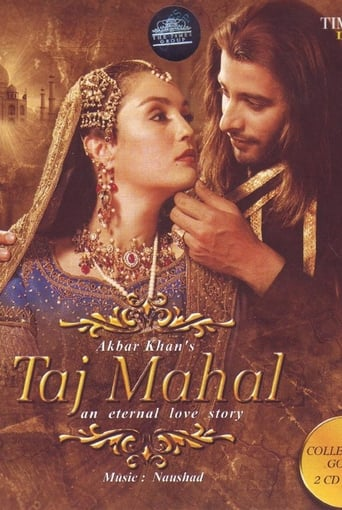 Poster of Taj Mahal: An Eternal Love Story!