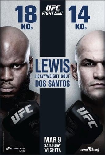 Poster of UFC Fight Night 146: Lewis vs. dos Santos