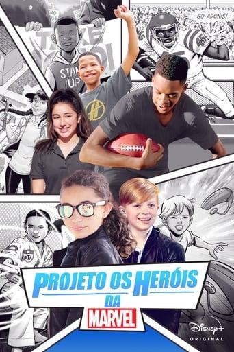 Assistir Projeto Os Heróis da Marvel online