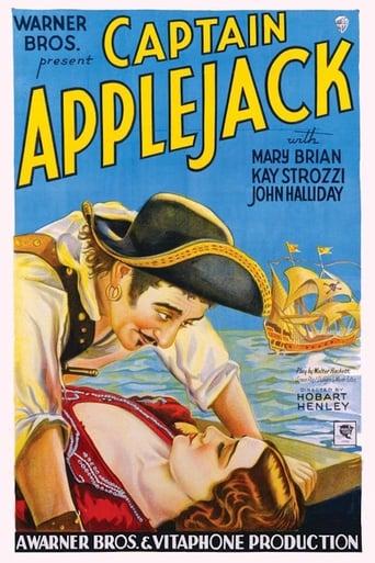 Captain Applejack Movie Poster