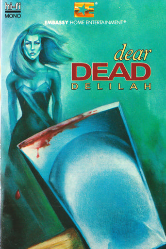 Poster of Dear Dead Delilah