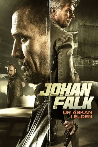 Poster of Johan Falk: From the Ashes in the Fire