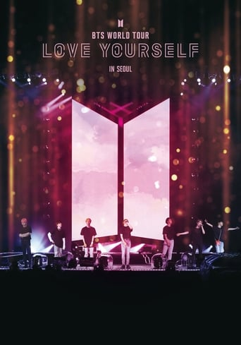 BTS World Tour: Love Yourself in Seoul Movie Poster