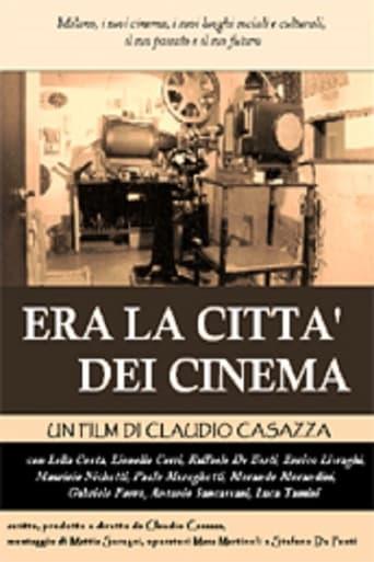 Poster of Era la città dei cinema