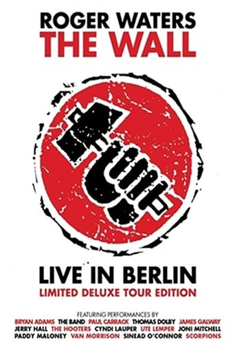 Poster of The Wall: Live in Berlin