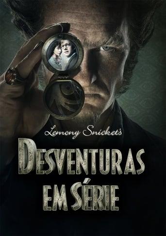 Lemony Snicket Desventuras em Série 1ª Temporada - Poster