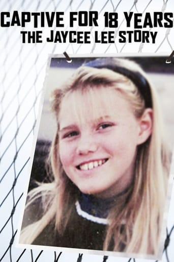 Poster of Captive for 18 Years: The Jaycee Lee Story