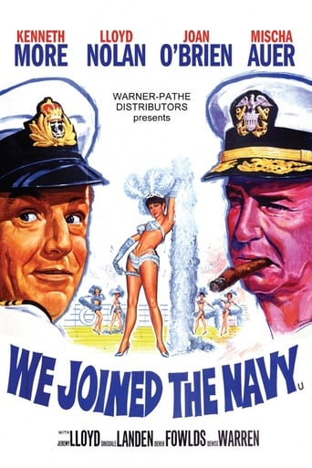 Poster of We Joined the Navy