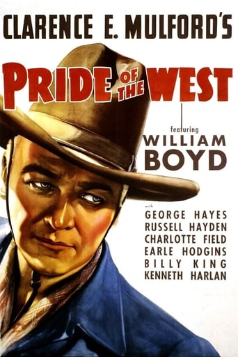 Poster of Pride of the West