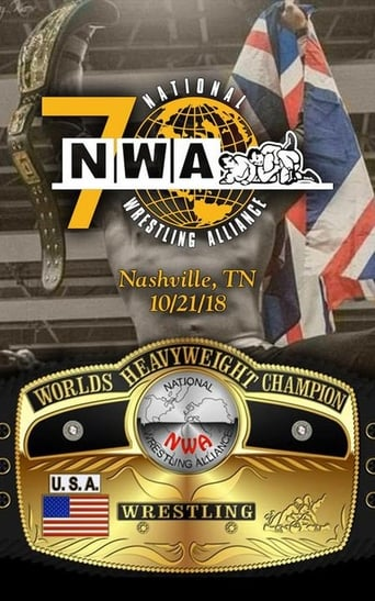 Poster of NWA 70th Anniversary Show