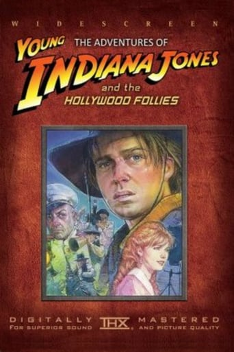 Poster of The Adventures of Young Indiana Jones: Hollywood Follies