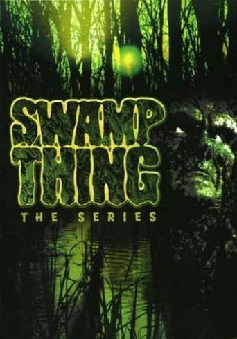Poster of Swamp Thing: The Series