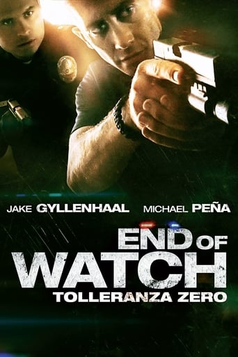 Poster of End of Watch - Tolleranza zero