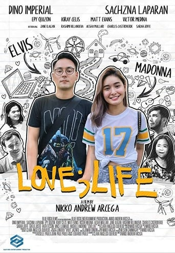 Poster of Love; Life