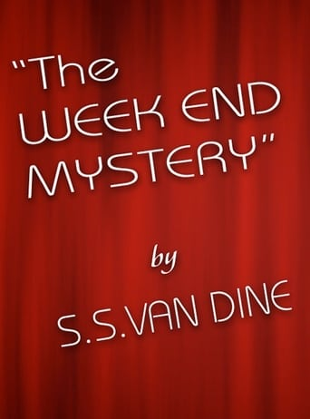 Poster of The Week End Mystery