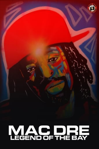 Poster of Mac Dre: Legend of the Bay
