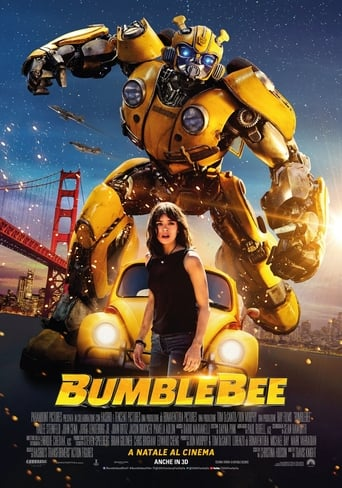 Poster of Bumblebee