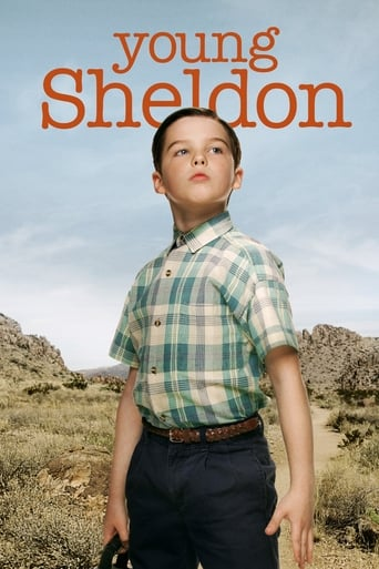 Young Sheldon 3ª Temporada Torrent