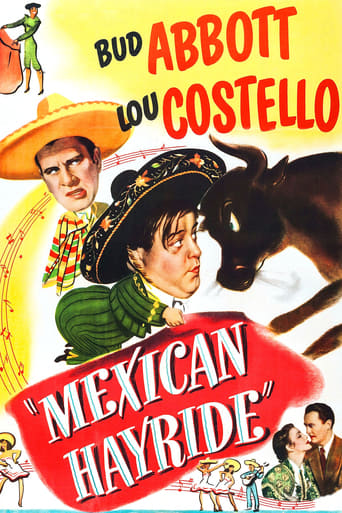 Poster of Mexican Hayride