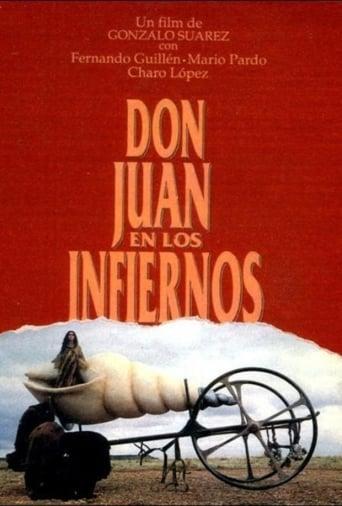 Poster of Don Juan en los infiernos