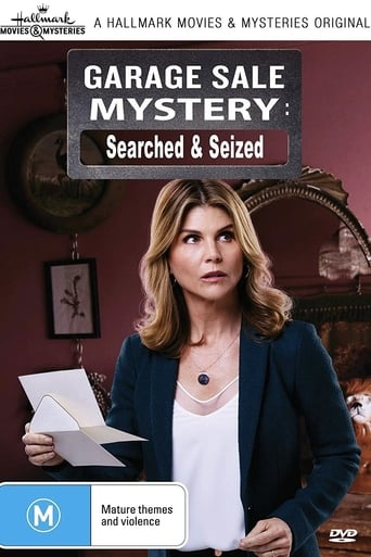 Poster of Garage Sale Mysteries: Searched & Seized