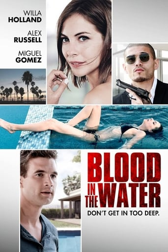 Poster of Blood in the Water