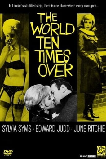 Poster of The World Ten Times Over