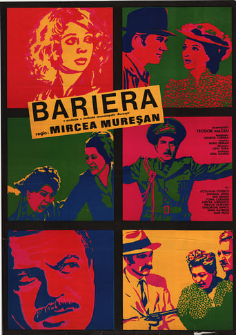 Poster of Bariera