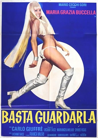 Basta guardarla Movie Poster